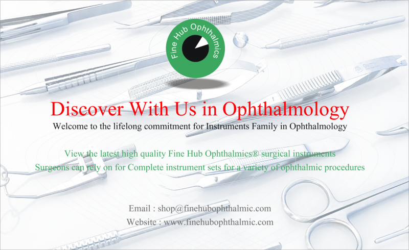 Ophthalmic Instruments Manufacturing - Ophthalmology Instruments Worldwide Online Store - Eye Surgical Instruments Sialkot Pakistan promo
